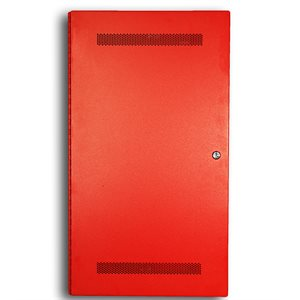Distributed Panel, Dual Channel, 100W, Red, 120VAC