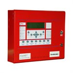 Network Anunciator with Trim Ring, Red