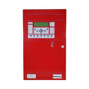 FireNET® Intelligent direccionable, 2 bucles, rojo, 120V