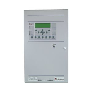 FireNET® Intelligent direccionable, 2 bucles, gris, 120V