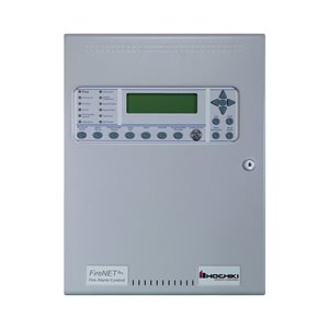 FireNET® Plus Intelligent Addressable, 1 Loop, No dialer, Expandable, Gray, 120V