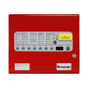 FIREPRO XTINGUISH™ HCVR-3 CONVENTIONAL RELEASING 3 ZONE, 115V