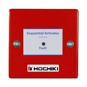 FirePro Xtinguish™ Sequential Activator for HCVR-3, Red