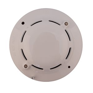 SLR-24DH - Photoelectric Smoke Detector Head for Duct housing, 24VDC