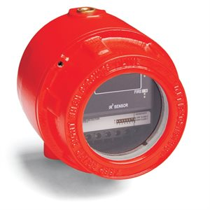 Explosionproof - Flameproof, IR3 Flame Detector  (European approval only)
