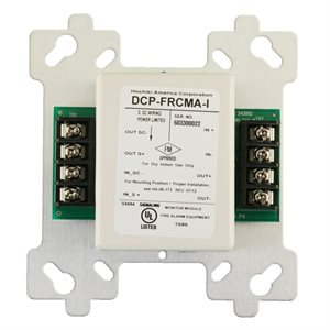 "Fast Response Contact Monitoring Module for 4"" Box, Class A & B with Isolator"
