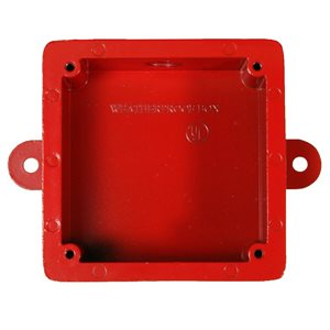 Weatherproof Bell Backbox